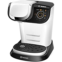 Bosch TAS6004 Tassimo My Way (color blanco) + Pack café 5 ...