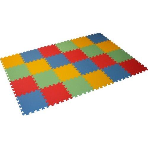 Preisvergleich Produktbild Bodenmatte Puzzlematte UNO (24 Teile)