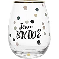 Creative Tops 5233320 Team Bride - Copa de vino transparente