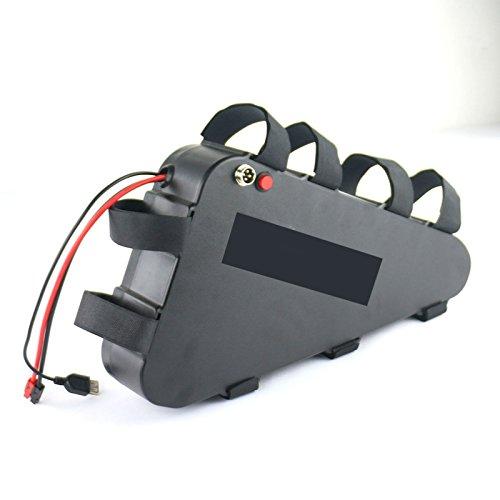 Hardcase Rahmenakku 36V 20Ah 720Wh Pedelec E-Bike ebike Lithium-Ionen Akku Battery Batterie mit BMS & Ladegerät