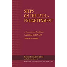 Steps on the Path to Enlightenment: A Commentary on Tsongkhapa's Lamrim Chenmo. Volume 5: Insight (English Edition)
