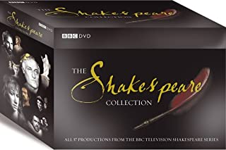 The Shakespeare Collection [DVD] [1978] (B000B6F8V4) | Amazon Products