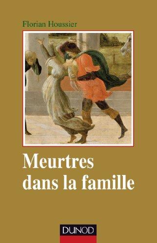 Livres gratuits Meurtres dans la famille (Psychismes) pdf, epub ebook