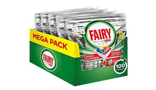 Fairy 81683750 Spülmaschinentabletten - 100 Stück