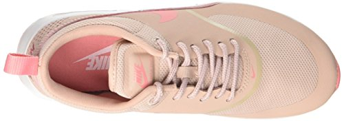 Nike  Air Max Thea, Sneakers Basses femme Rose (Pink Oxford/Bright Rose Melon-White)