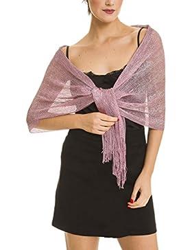 Pañuelos de Mujer Brillante para