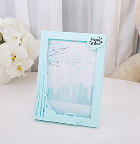 Aoligei Simple color frame home decoration pendulum 13*18cm