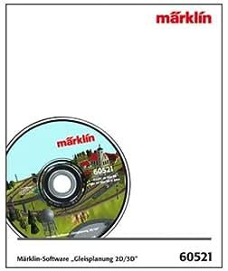 Märklin 60521 - Märlin-Softw.Gleisplanung 2D, H0