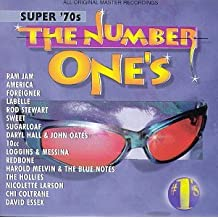 Number Ones: The Super 70's [Musikkassette]