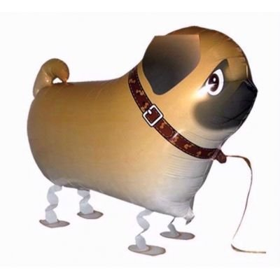 Pug-Walking-Pet-Dog-Birthday-Party-Balloon-Airwalker-Boy-Girl-Gift