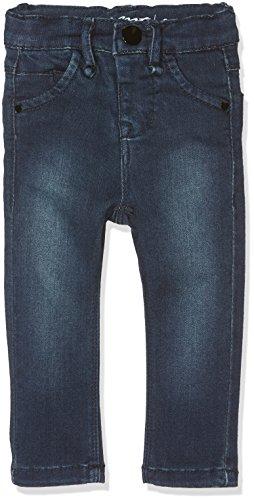 NAME IT Baby-Mädchen Jeans Nitteba Skinny Dnm Pant Mini Noos, Blau (Dark Blue Denim), 86