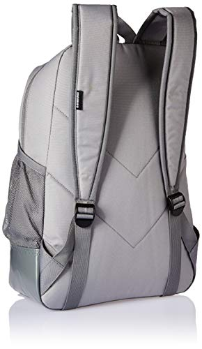 Converse 20 Ltrs Grey Casual Backpack (10008286-A03) Image 2