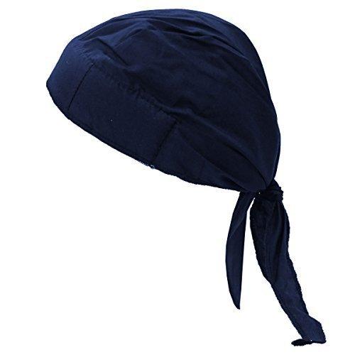 Occunomix TN501Tough Nougie, Krawatte Hut für Schweißen, Doo Rag Style, Navy, Regular