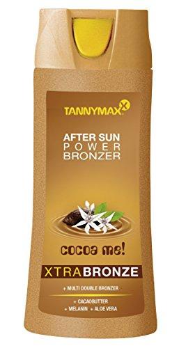 Tannymaxx Xtra Bronze After Sun Power Bronzer, 1er Pack (1 x 250 ml) (Sonnenschutz Lotion Täglichen)