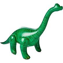 Aufblasbarer Dinosaurier 76cm T-rex Mitgebsel Spielzeug Deko Fasching Dino Party- & Eventdekoration