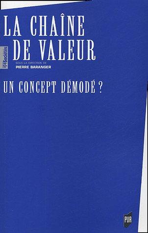 La Chaîn de Valeur : Un concept démodé ?