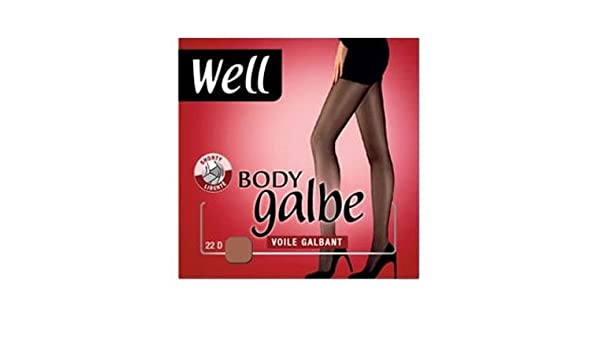 Well - Collant T2 Body Galbe shorty liberté Miel  Amazon.fr  Beauté et  Parfum 607c4446df9