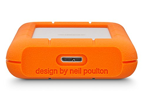 Best LaCie Rugged Mini 4TB USB 3.0 Portable 2.5 inch External Hard Drive for PC and Mac Online