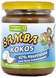 Rapunzel Bio Samba Kokos (Brotaufstrich), 4er Pack (4 x 250g) - BIO