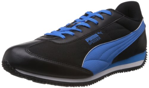 Puma Men's Speeder Tetron II Black Running Shoes - 11 UK /India(46EU)  available at amazon for Rs.2459