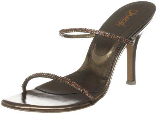 Unze Evening Sandals, Sandales Pour Femmes Brown (braun (l18516w))