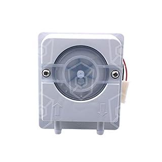 Reinigerdosierpumpe ADT für Spülmaschine für Reiniger Schlauchanschluss ø 7mm 24V 24VDC Dosiergerät