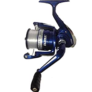 Silstar rader blue fd lrf spinning and match fishing reel for Amazon fishing reels