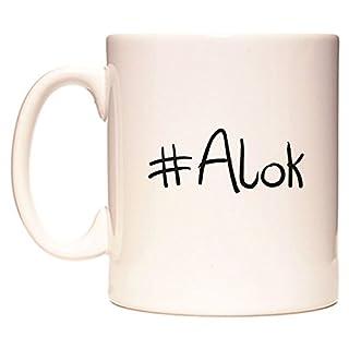 #Alok Mug by WeDoMugs®