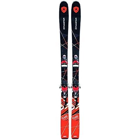 Dynastar–Pack esquí Powertrack 84+ fijaciones Look SPX 12Dual B90hombre–hombre–negro, negro, 162