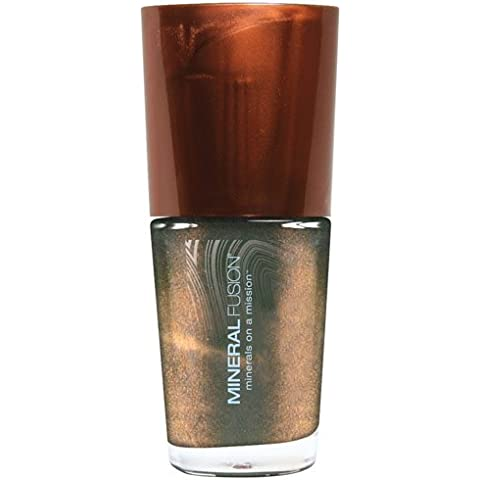 Minerale Fusion Nail Lacquer, perla di Tahiti, 0.33fl oz