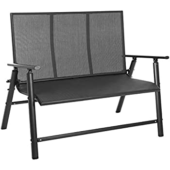 kettler 2er bank silber anthrazit. Black Bedroom Furniture Sets. Home Design Ideas