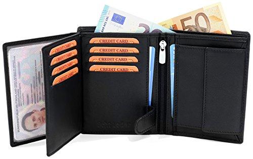 Geldbörse aus echtem Leder von Fa.Volmer Phoenix 3 - 2