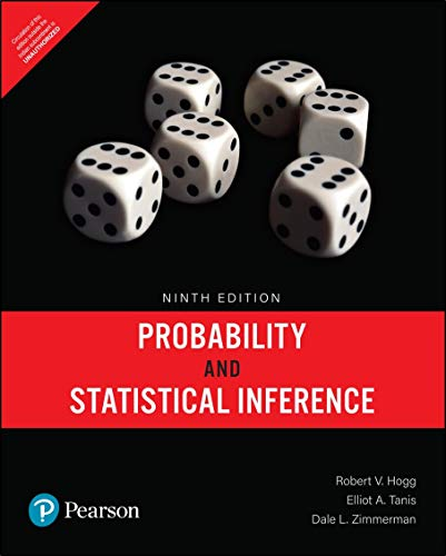 Probability and Statistical Inference, 9/e