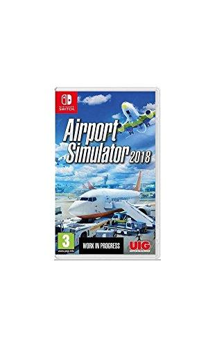 Airport Simulator 2018 (Pc-nintendo-spiele)