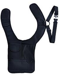 Safe Anti-Theft Hidden Underarm Shoulder Bag FBI Holster Phone Case Card Bag Wallet Pocket Key Purse Storage Bag...