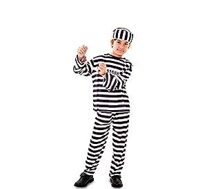 EUROCARNAVALES Aptafêtes disfraz niño prisionero