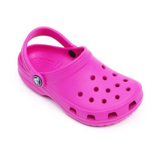Crocs Classic Kids 1006, Sabot Unisex – Bambini Fucsia