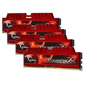G.Skill F3-12800CL9Q-16GBXL Arbeitsspeicher 16GB (12800MHz, CL9) DDR3-RAM