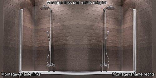 """Badewannenaufsatz """"Berlin"""" zum Kleben - 5"""