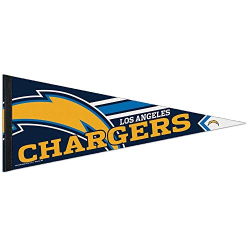 WinCraft San Diego Chargers Big Logo Premium Football NFL Wimpel Philip Rivers Nfl Jersey