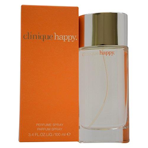 Clinique - clinique happy eau de parfum spray 100ml - btsw-301