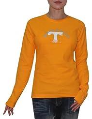 NCAA Tennessee Volunteers Femme Slim Fit Shirt (Vintage Look)