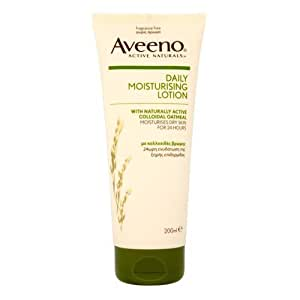 Aveeno Daily Moisturising Lotion with Naturally Active Colloidal Oatmeal, 200ml by Aveeno