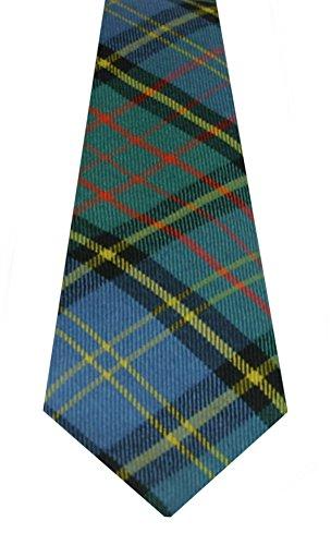 Lochcarron of Scotland MacMillan Hunting Ancient Tartan Tie