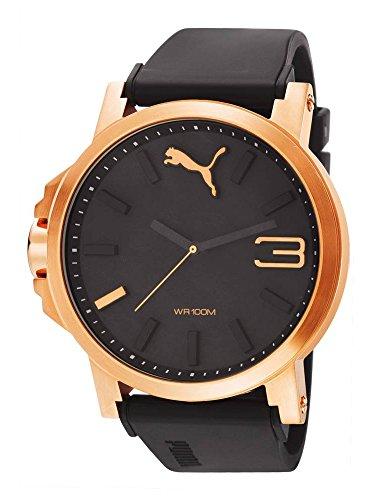 6534131c717b Puma Ultrasize - Reloj análogico de cuarzo con correa de poliuretano para.