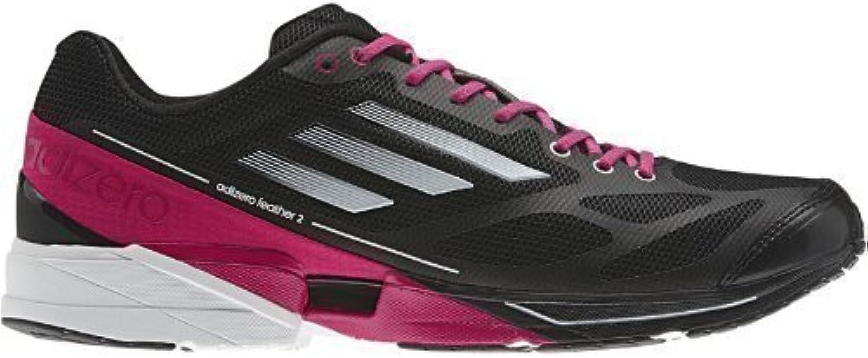 adidas femmes est adizero plume 2 g61902 g61902 g61902 couleur: noir / rose / blanc - noir, 8,5 e58532