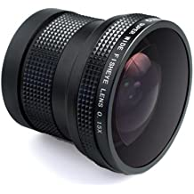 Objetivo super Gran Angular FishEye OTING 0.15X para Nikon D7200 D7100 D7000 D5200 D5100 D5000 D3200 D3100 D3000 D800 D700 D600 D300 D300S D200 D100 D90 D80 D70 D60 D40 D4 D3 D3X D3S D2 D1