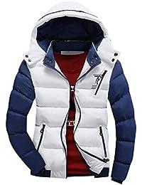newest 07482 38740 Amazon Piumini Bianchi it Abbigliamento S Uomo rr7px