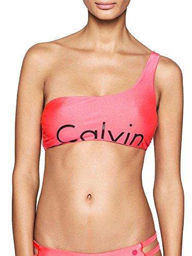 Calvin klein KW0KW00054 Costume Donna Rosa L