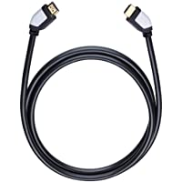 Oehlbach Shape Magic - Cavo HDMI ad alta velocità - Trova i prezzi più bassi su tvhomecinemaprezzi.eu